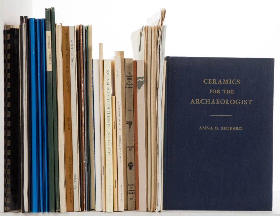 CERAMICS AND RELATED VOLUMES / RESEARCH MATERIALS,