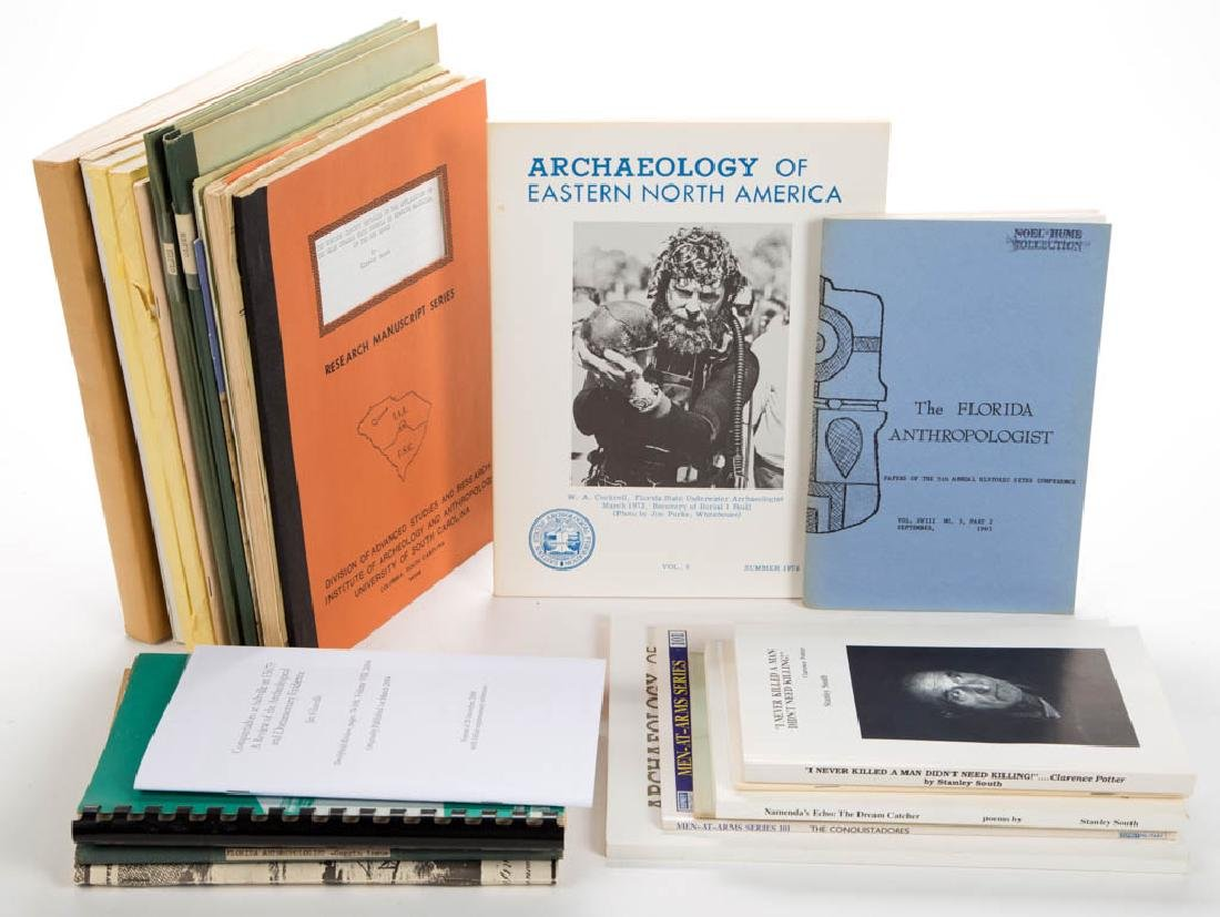 AMERICAN ARCHAEOLOGY / HISTORY SOUTHEASTERN VOLUMES /