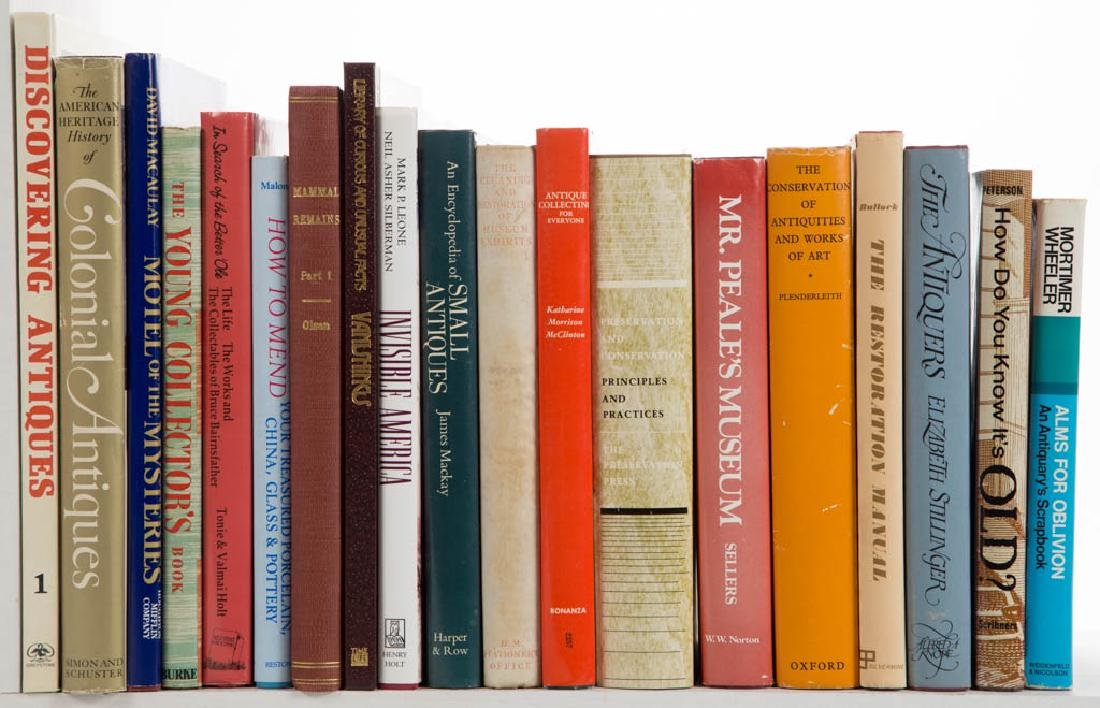 ARCHAEOLOGY / ANTIQUES AND RELATED VOLUMES / RESEARCH