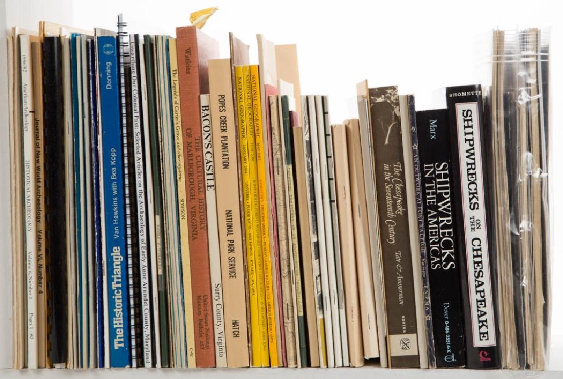 ARCHAEOLOGY / HISTORY ASSORTED VOLUMES / RESEARCH