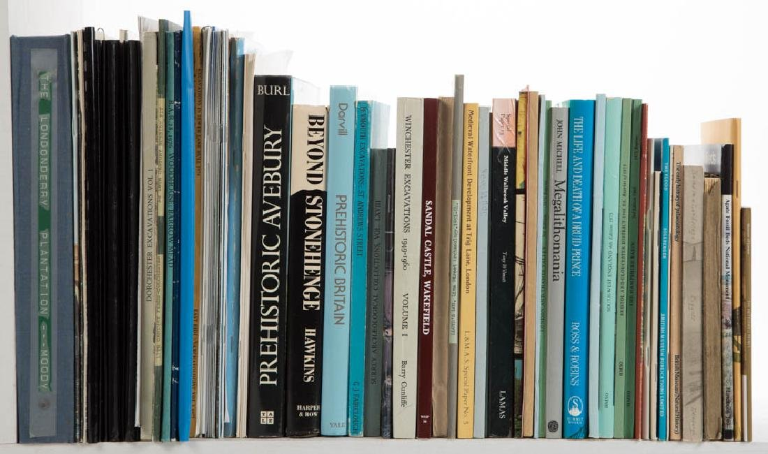 BRITISH ARCHAEOLOGY AND RELATED VOLUMES / RESEARCH
