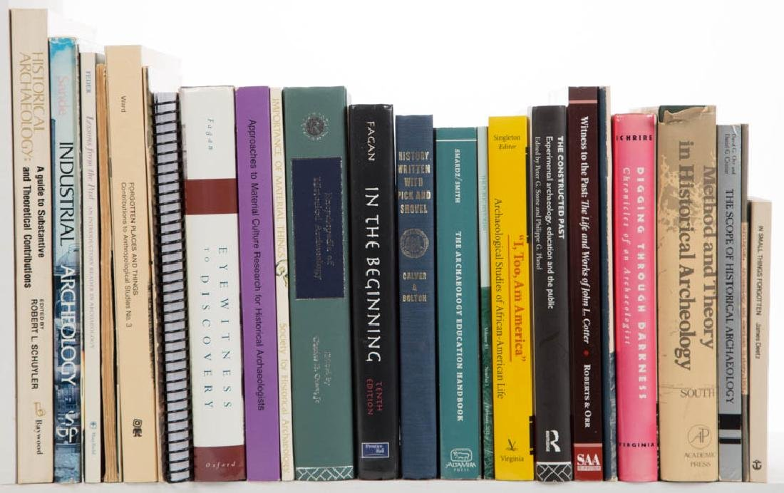 HISTORICAL ARCHAEOLOGY AND RELATED VOLUMES / RESEARCH