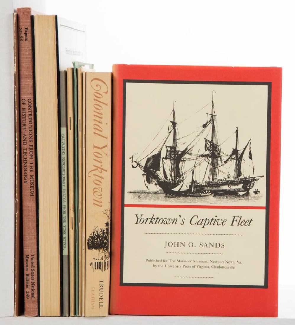 AMERICAN VIRGINIA HISTORY / YORKTOWN AND RELATED