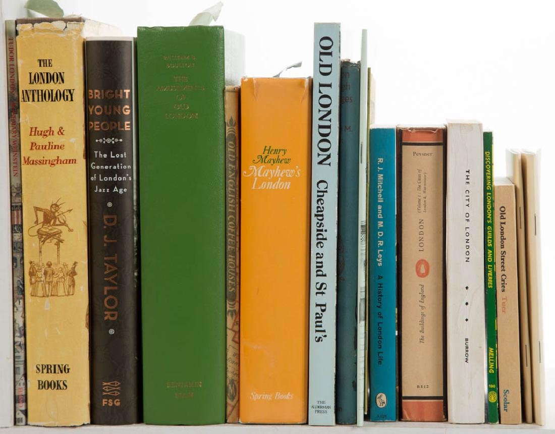ENGLISH / LONDON AND RELATED VOLUMES / RESEARCH - 2