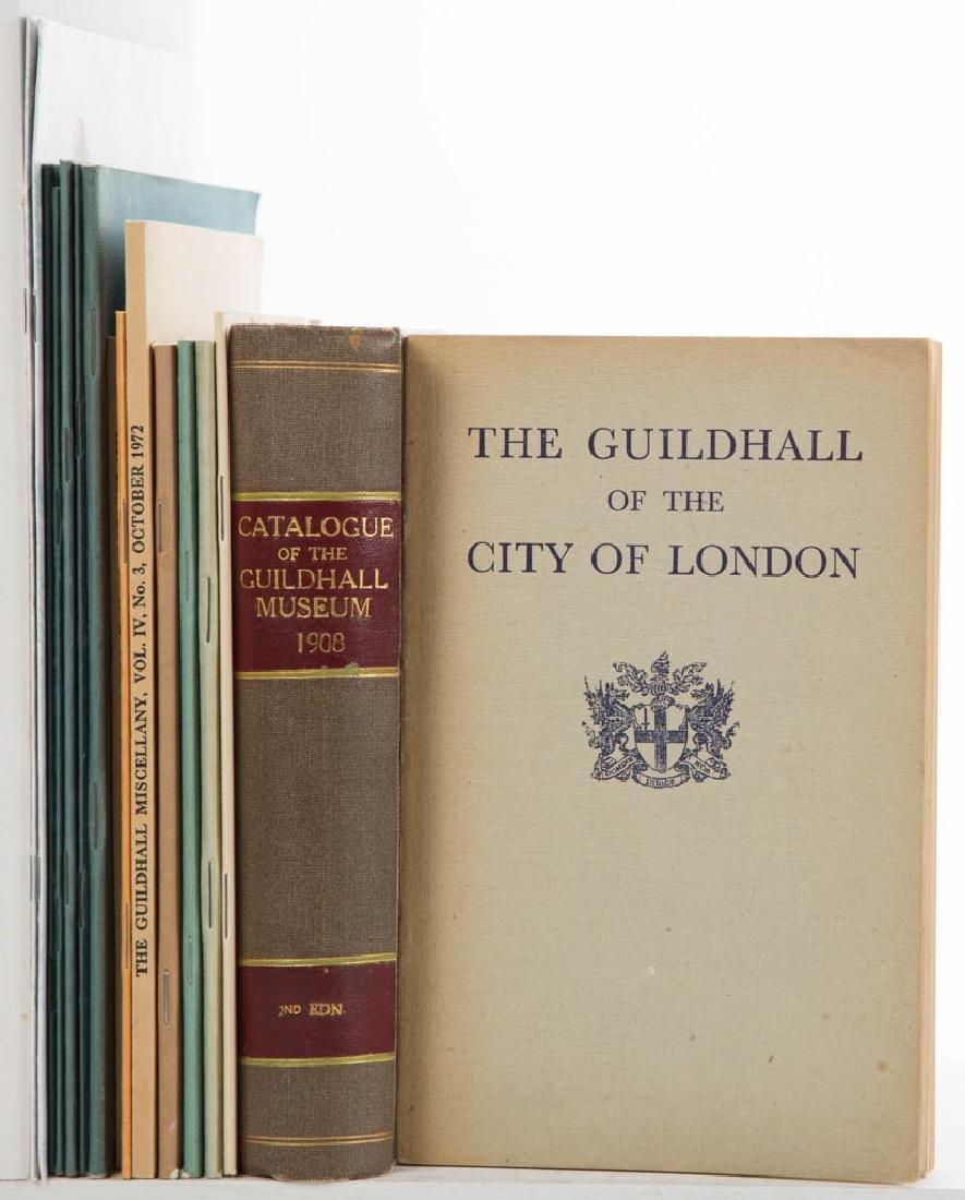 BRITISH ART / ANTIQUITIES - GUILDHALL MUSEUM OF LONDON