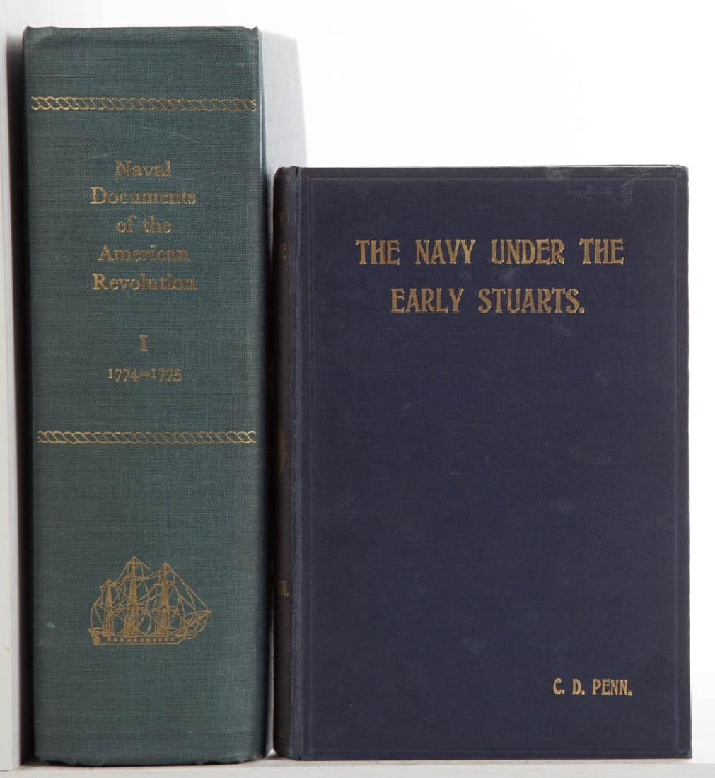 AMERICAN / BRITISH NAVAL MILITARY HISTORY REFERENCE