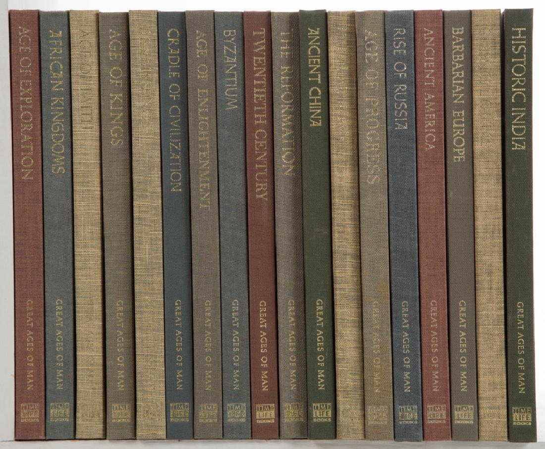 WORLD HISTORY AND RELATED VOLUMES, LOT OF 33 - 2