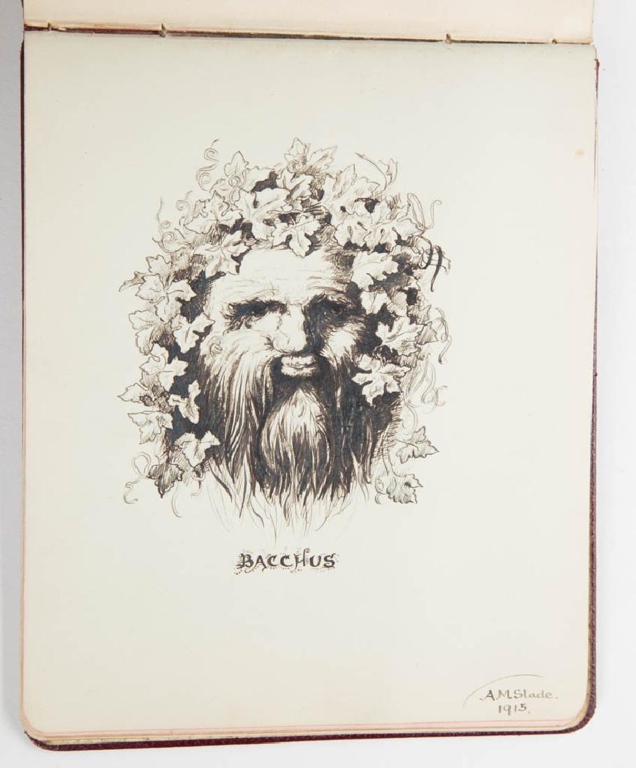 AUTOGRAPH BOOK / ALBUM - 4