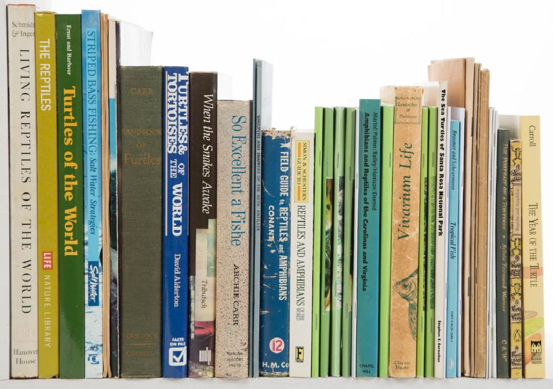 REPTILES / AMPHIBIANS AND RELATED VOLUMES / RESEARCH