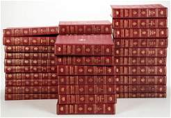 ENCYCLOPEDIA BRITANNICA VOLUMES, SET OF 35