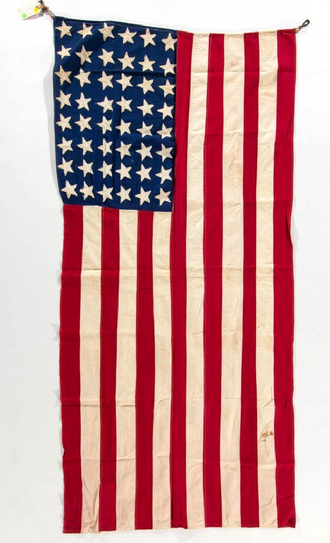 48-STAR AMERICAN NATIONAL FLAG