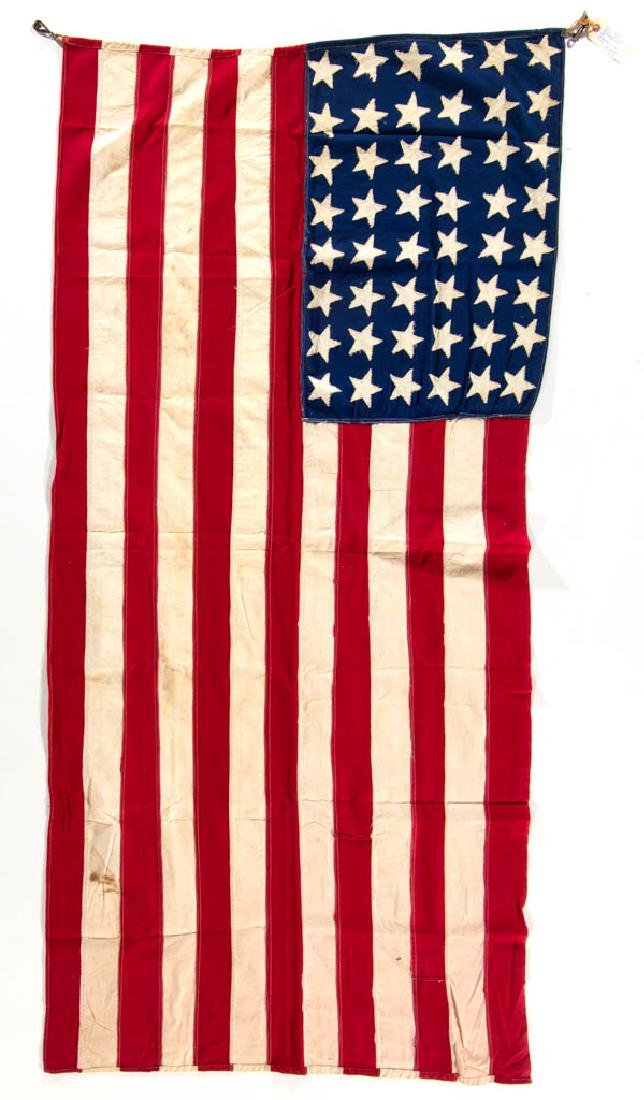 48-STAR AMERICAN NATIONAL FLAG - 5