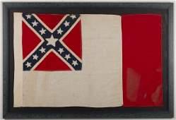 UNITED CONFEDERATE VETERANS / UCV REUNION PARADE FLAG