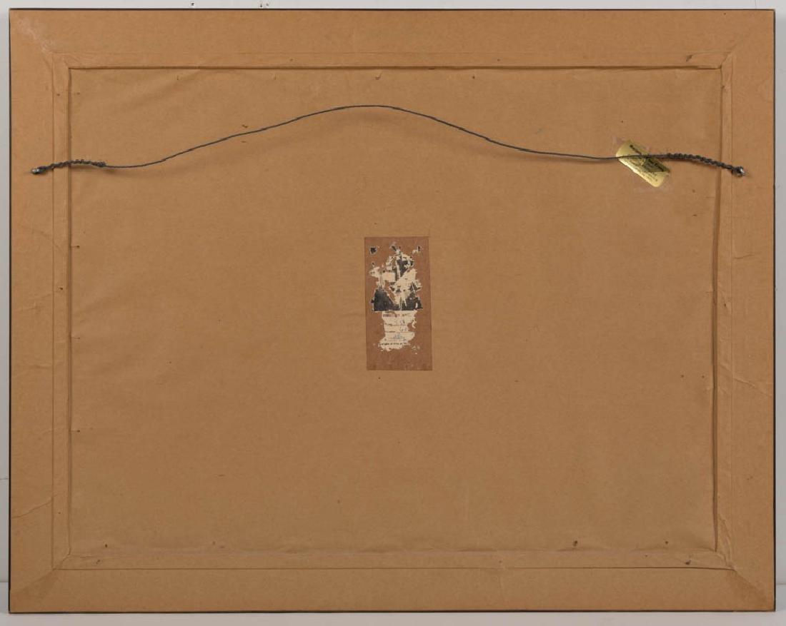 FORREST KING MOSES (AMERICAN, 1893-1974) FOLK ART - 3