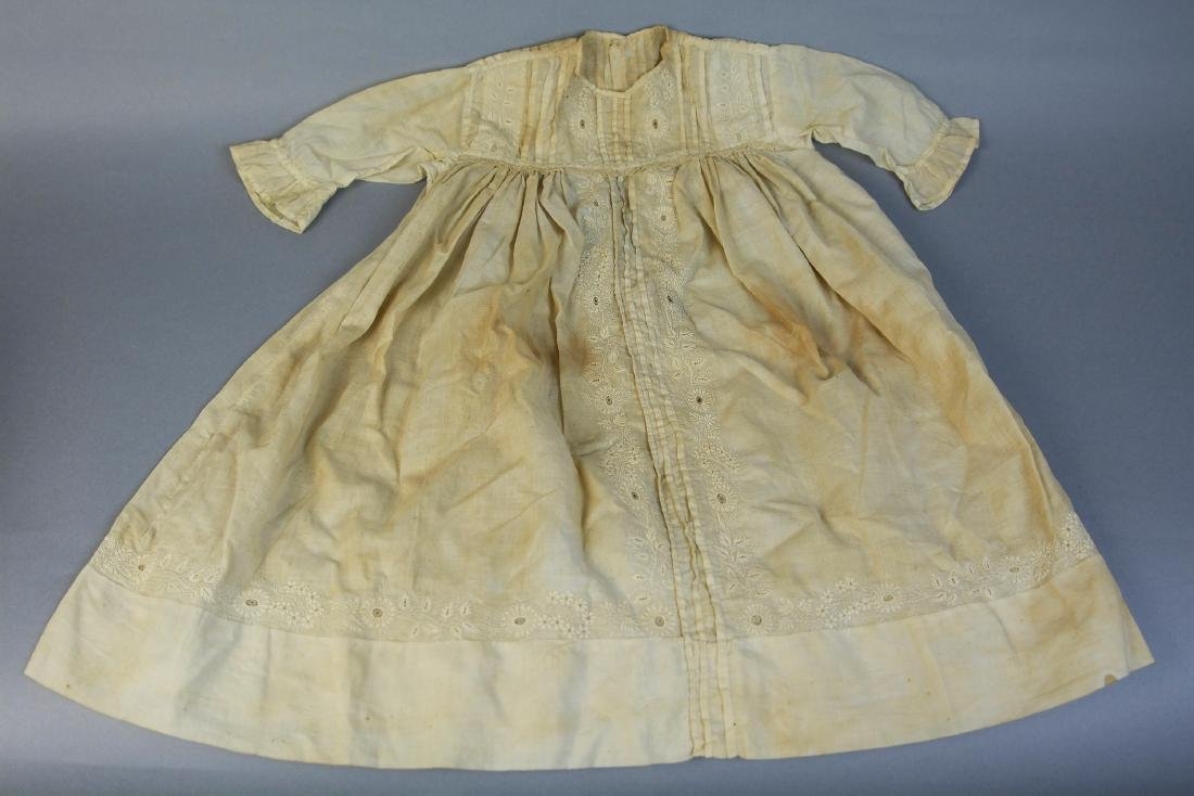 ASSORTED REGENCY ERA AND EARLY VICTORIAN BABY CLOTHING - 7