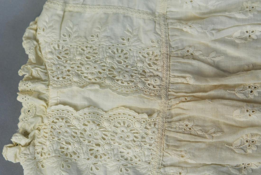 ASSORTED REGENCY ERA AND EARLY VICTORIAN BABY CLOTHING - 8