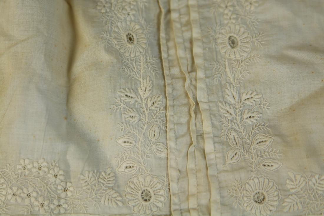 ASSORTED REGENCY ERA AND EARLY VICTORIAN BABY CLOTHING - 9