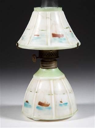 PAIRPOINT CLASSIC MINIATURE LAMP
