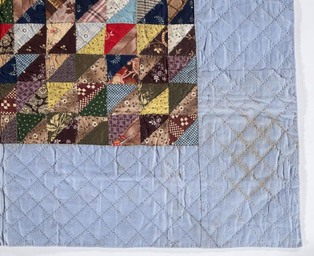 PENNSYLVANIA PIECED CRIB QUILT - 2