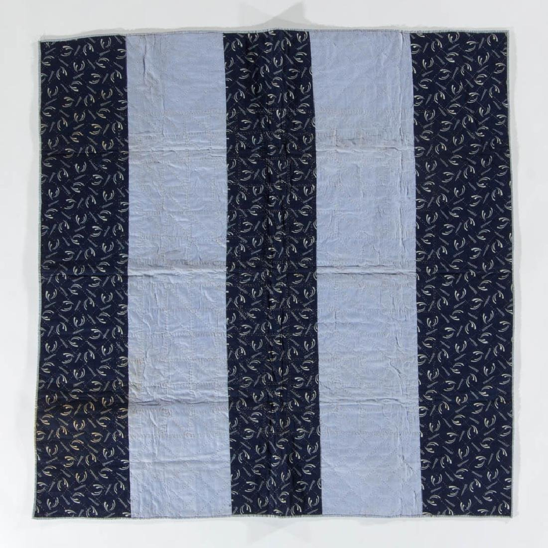 PENNSYLVANIA PIECED CRIB QUILT - 3