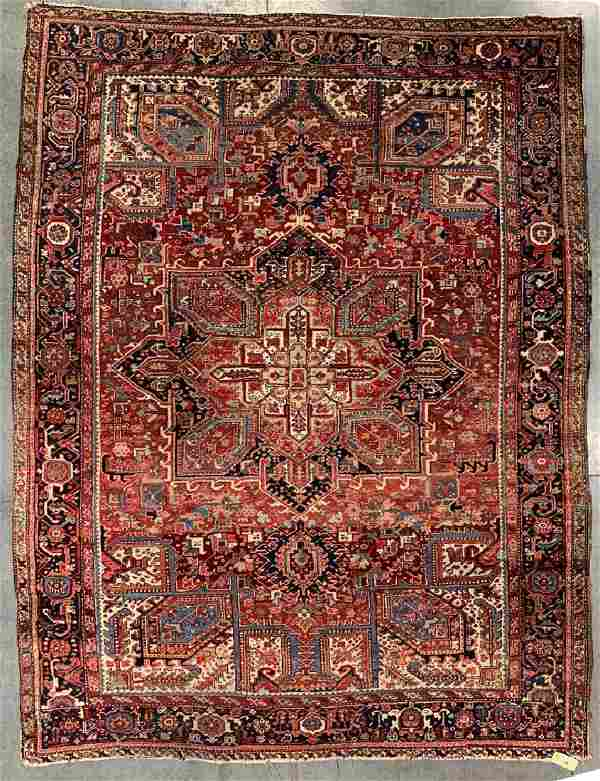 PERSIAN ROOM-SIZED CARPET / RUG