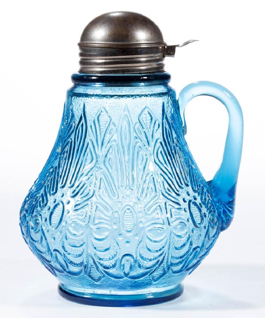 AZTEC MEDALLION SYRUP PITCHER