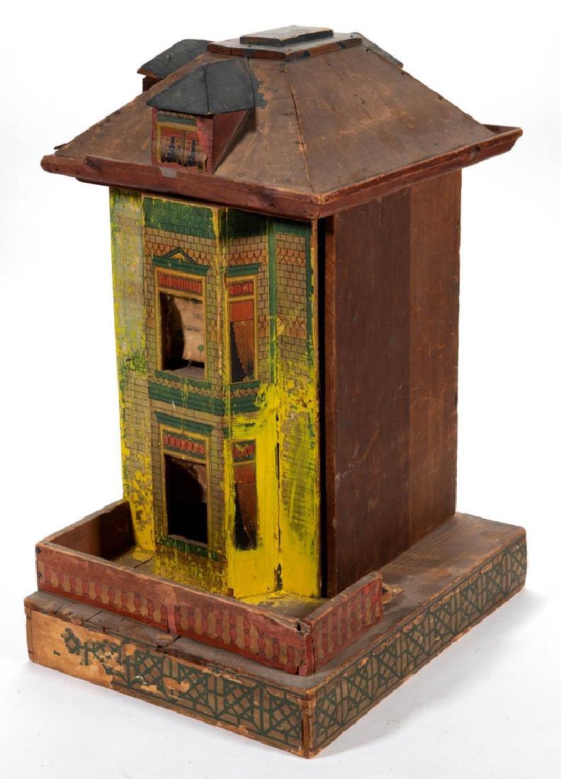 Antique Victorian Dollhouse