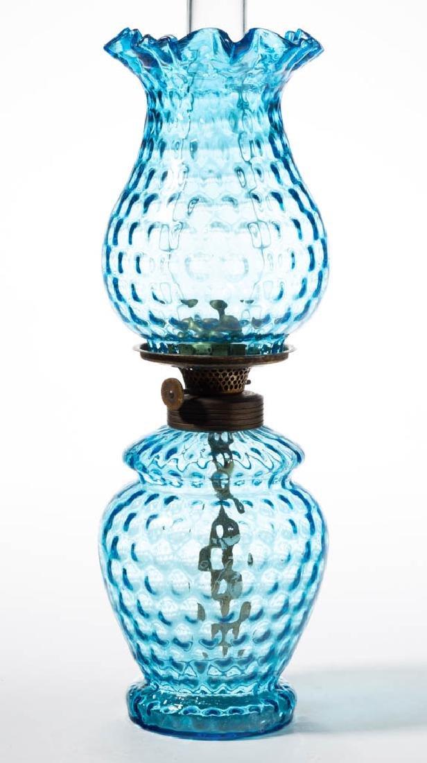 HONEYCOMB-OPTIC MINIATURE LAMP
