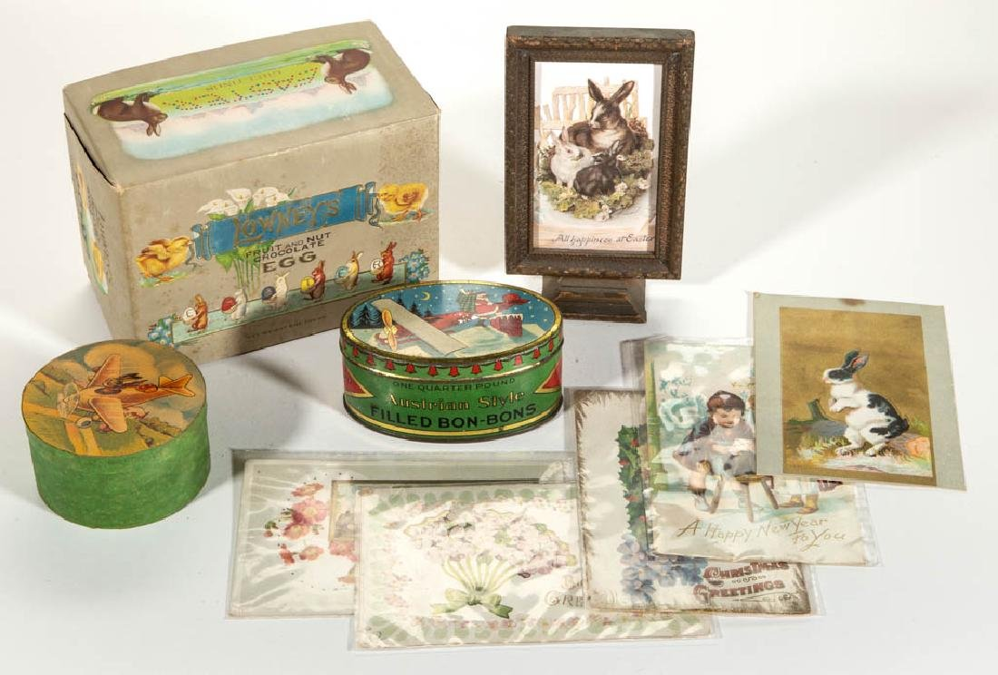 ANTIQUE / VINTAGE HOLIDAY AND SPECIAL OCCASION POST