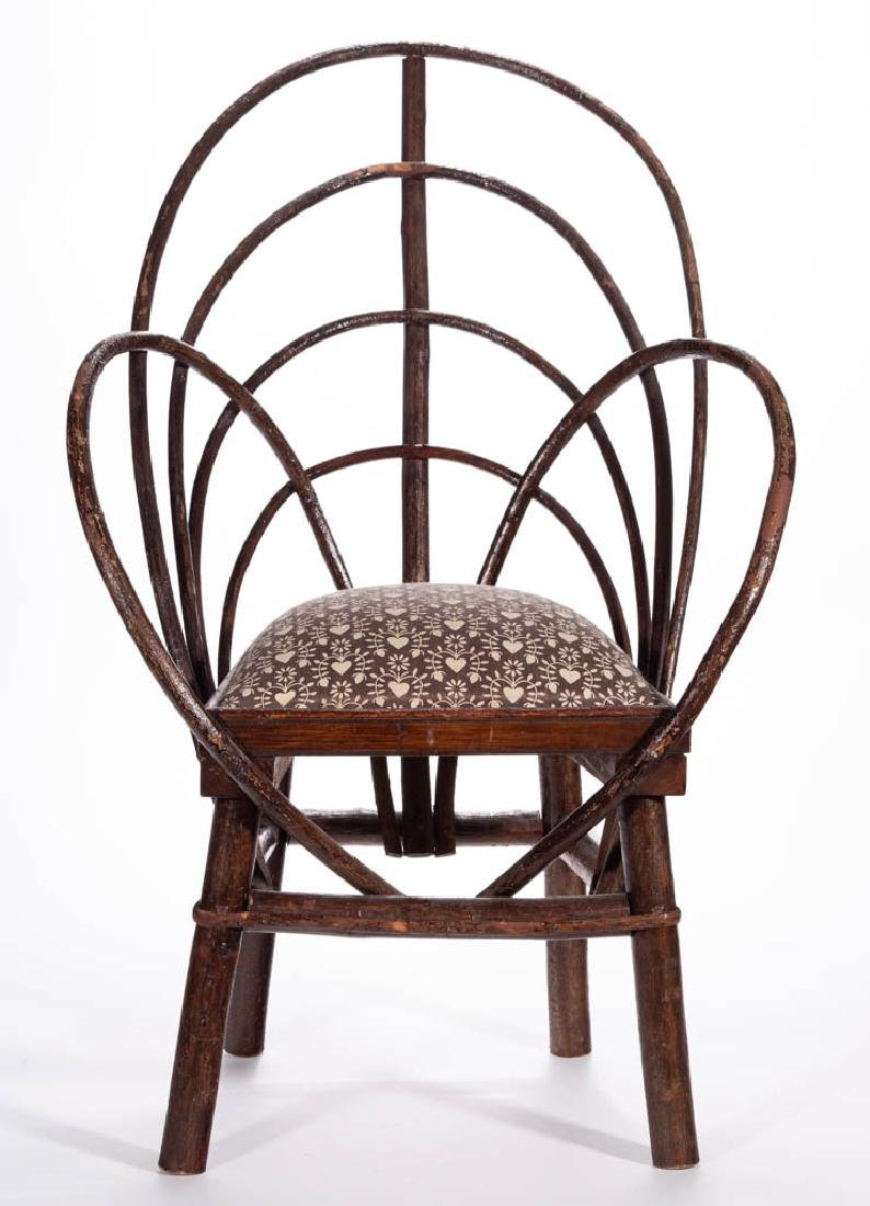 AMERICAN BENT-TWIG CHILD'S CHAIR