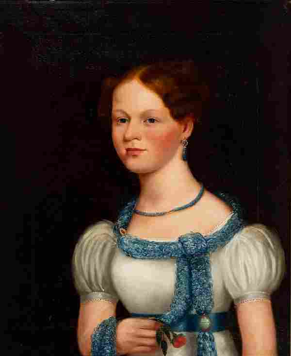 JOHN GADSBY CHAPMAN (VIRGINIA, 1808-1889), ATTRIBUTED,
