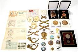 CIVIL WAR RELATED COMMEMORATIVE AND OTHER ARTICLES,