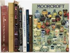 ASSORTED CERAMICS AND OTHER REFERENCE VOLUMES, LOT OF