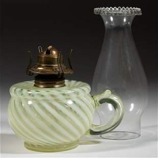 MIX AND MATCH / SWIRL KEROSENE FINGER LAMP