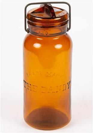 LEYBOURNE NO. 751 / THE DANDY FRUIT JAR