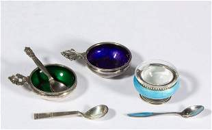 GEORG JENSEN AND OTHER SCANDINAVIAN STERLING SILVER