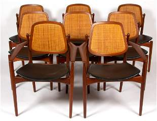 DANISH ARNE VODDER FOR FRANCE & SON MID-CENTURY MODERN
