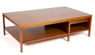 PAUL MCCOBB FOR CALVIN MID-CENTURY MODERN COFFEE TABLE