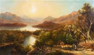 GEORGE TURNER (BRITISH, 1843-1910), ATTRIBUTED,