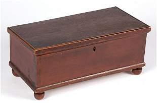 MID-ATLANTIC CHERRY AND OAK DIMINUTIVE BOX
