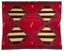 NATIVE AMERICAN NAVAJO MEN'S THIRD PHASE CHIEF'S STYLE