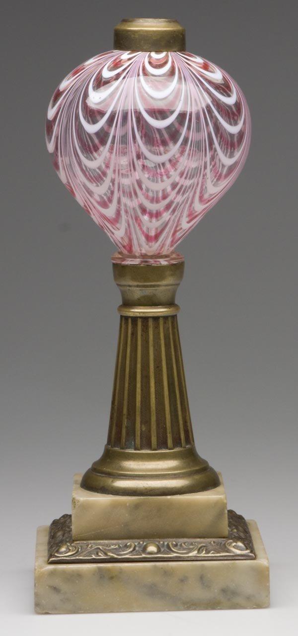 7: MARBRIE LOOP STAND LAMP