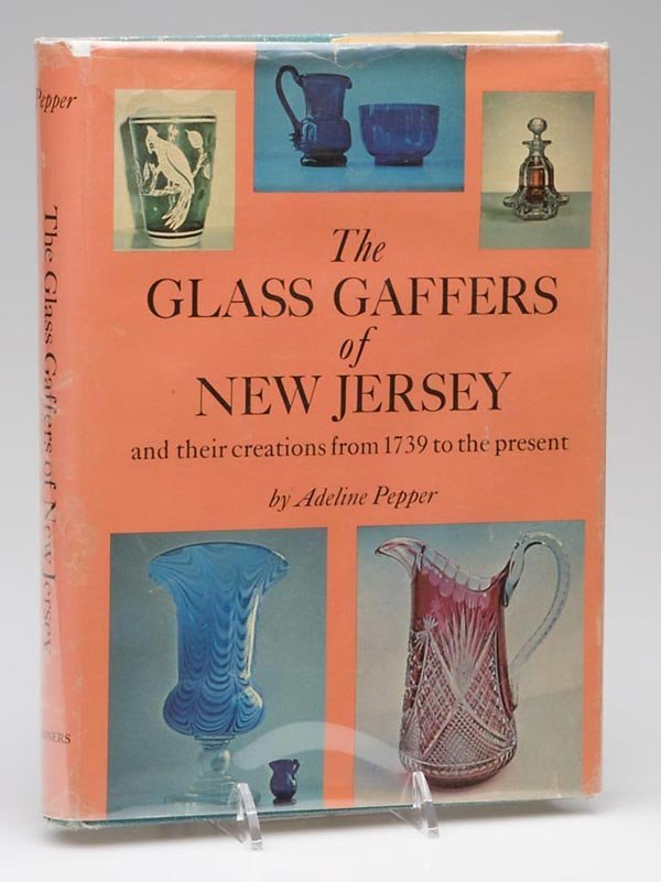 4: NEW JERSEY GLASS REFERENCE VOLUME
