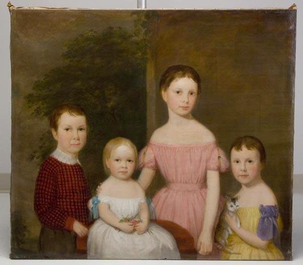 208: JOHN BEALE BORDLEY II (MARYLAND, 1800-1882) ATTRIB
