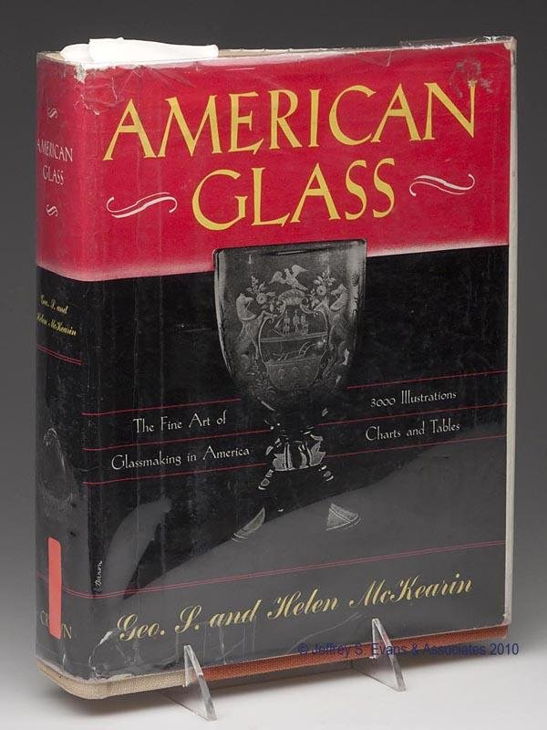 1: LIMITED EDITION AMERICAN GLASS REFERENCE VOLUME