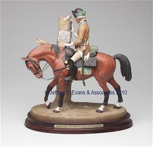 246: SET OF THIRTEEN ROYAL DOULTON SOLDIERS OF THE REVO