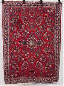 479 SEMIANTIQUE PERSIAN SCATTER RUG