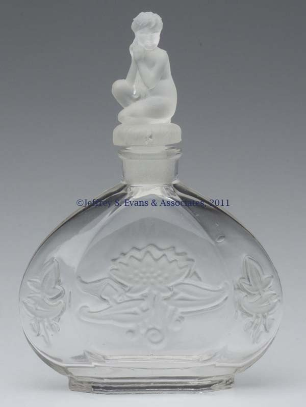 7: J. VIARD DESIGN FOR ARYS COMMERCIAL FRAGRANCE BOTTLE