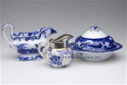 634 ENGLISH STAFFORDSHIRE AND AMERICAN TRANSFERWARE FL