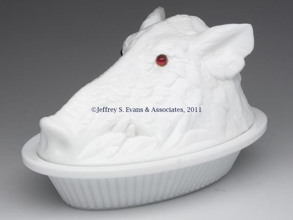 9: BOAR'S HEAD COVERED DISH